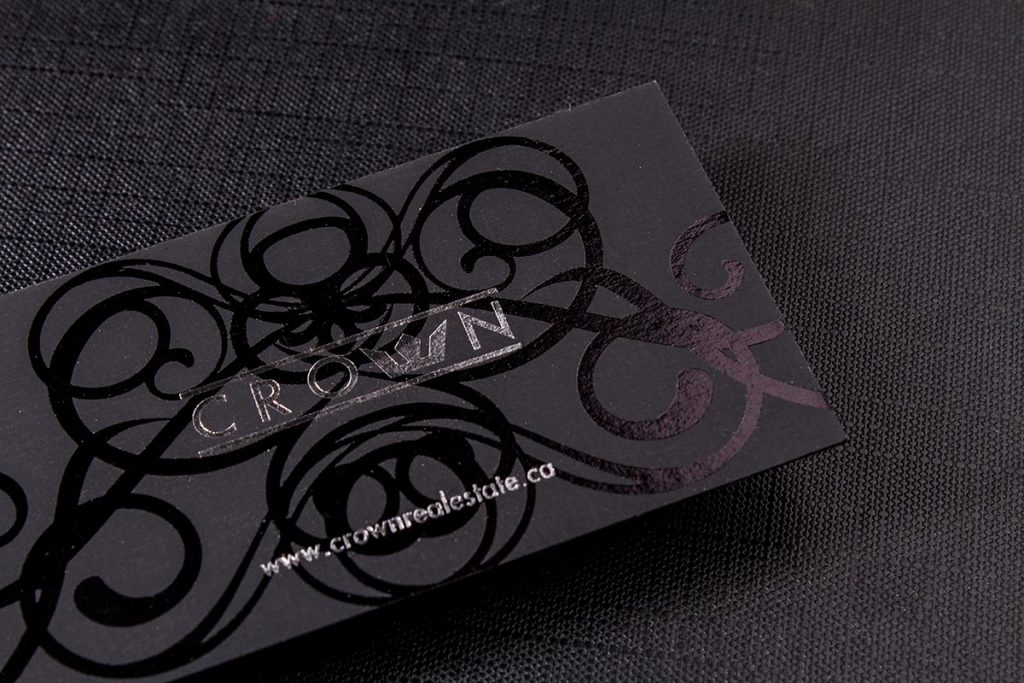 Spot UV Business Cards | Printing Brooklyn