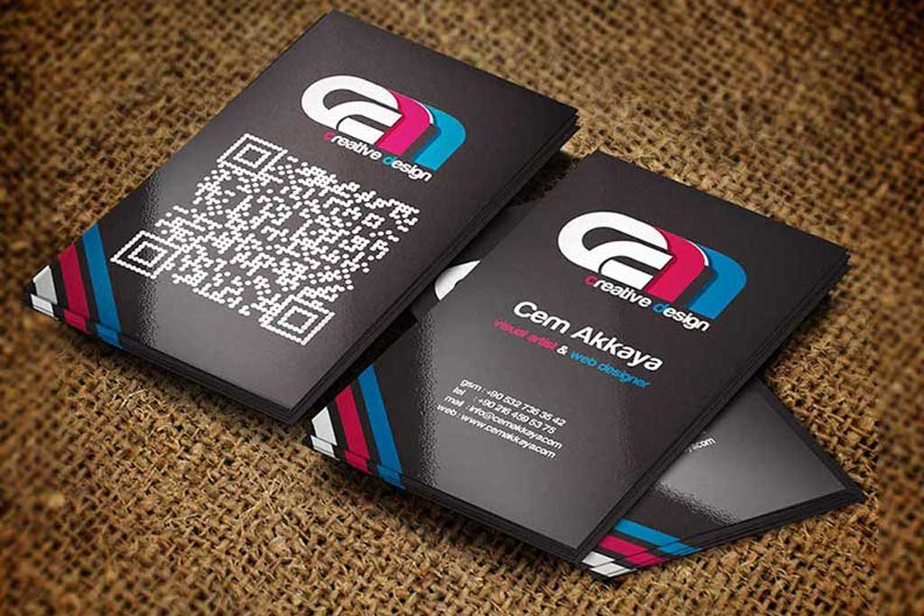 Business Cards Gloss Laminate