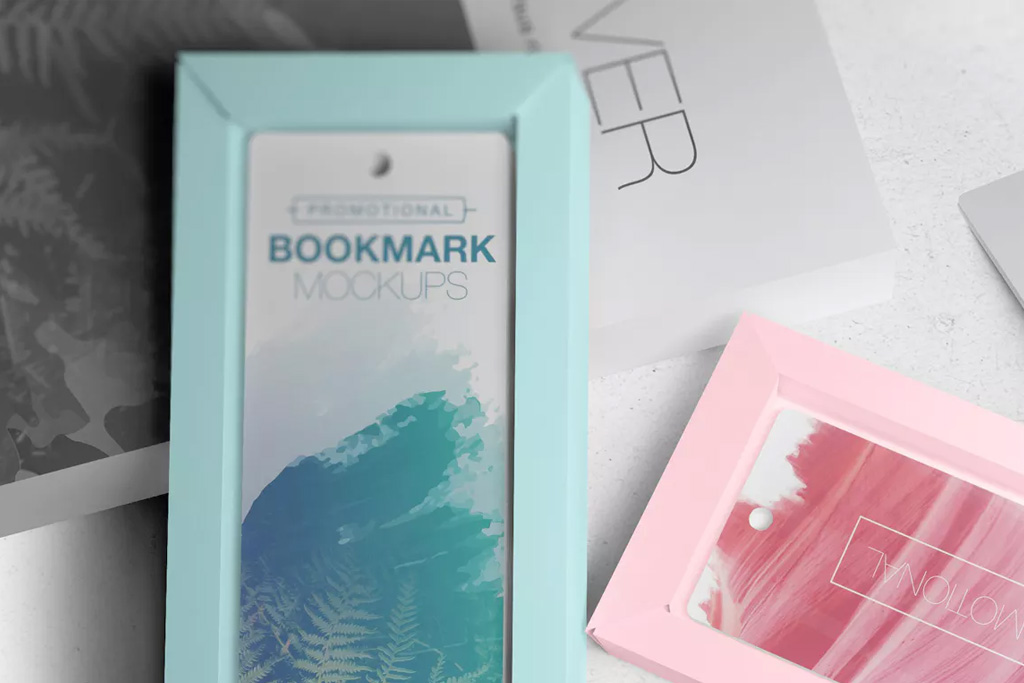 Matte Bookmarks | Printing Brooklyn