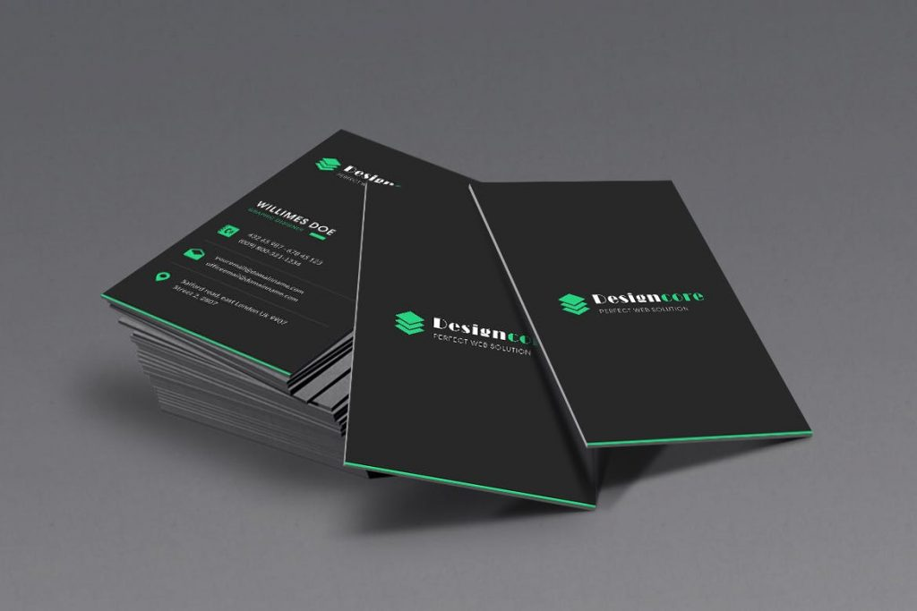 Triplex Business Cards | Printing Brooklyn