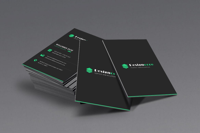 Triplex Business Cards | Printing Brooklyn