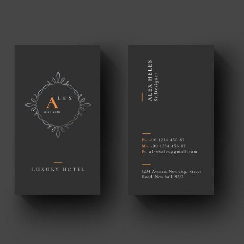 Business Cards with Spot UV | Printing Brooklyn
