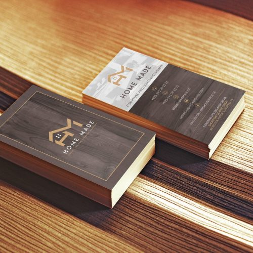 Wooden Business Cards | Printing Brooklyn