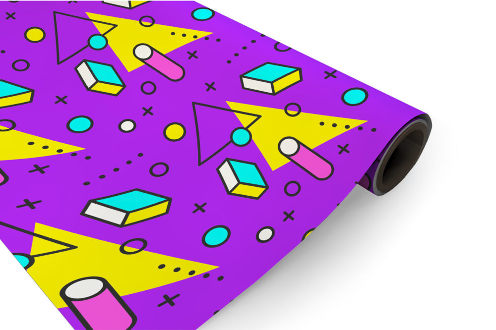 Custom Wrapping Paper 1