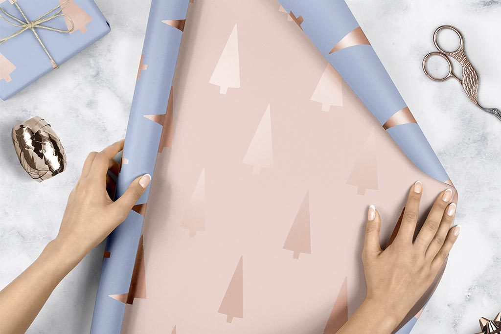 Custom Wrapping Paper 7