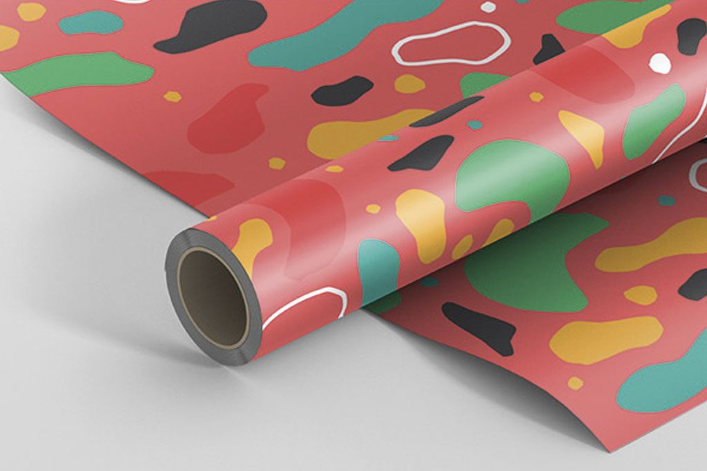 Custom Wrapping Paper 8