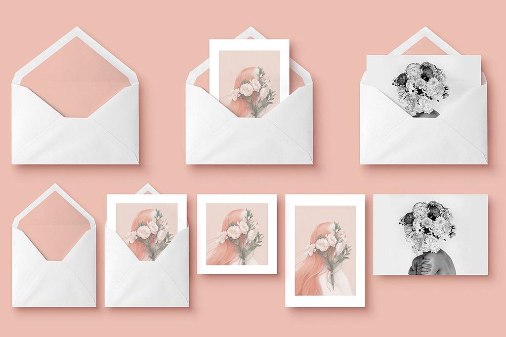 Envelopes | Pink | Printing Brooklyn