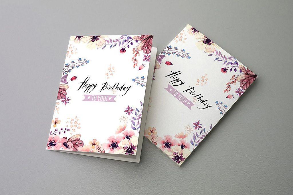Birthday Greetings   Printing Brooklyn