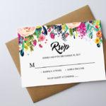 Glossy UV Invitations   Printing Brooklyn