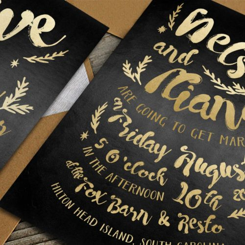 Invitations | Printing Brooklyn