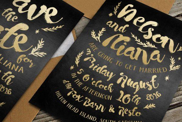 Invitations | Printing Brooklyn