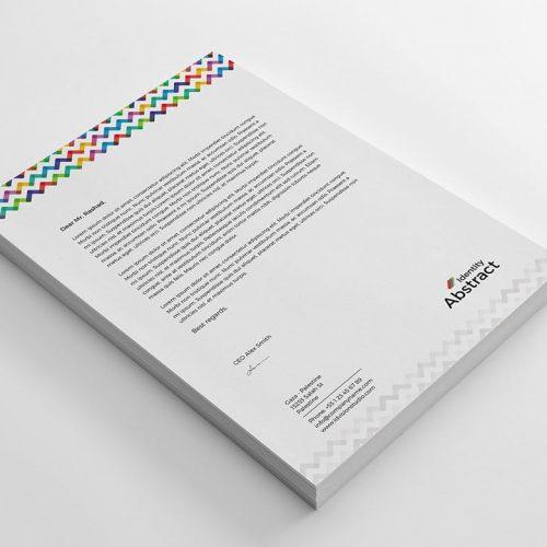 Letterhead | Printing Brooklyn