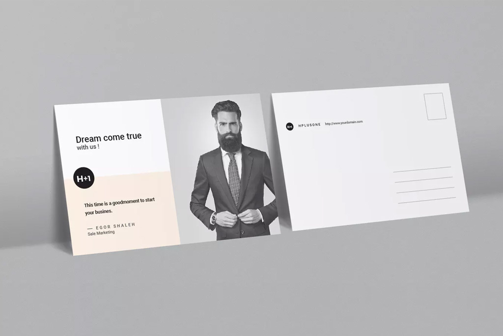Silk Laminated | Postcards | Printing Brooklyn