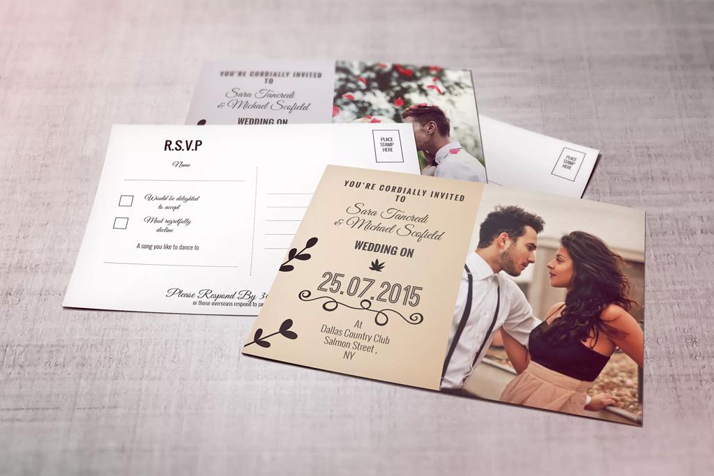 Silk Laminated Postcards | Printing Brooklyn