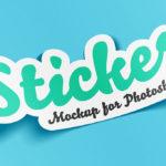Stickers Mock Up | Printing Brooklyn