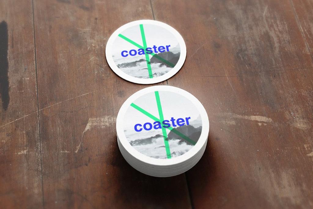 Stickers | Coaster | Printing Brooklyn