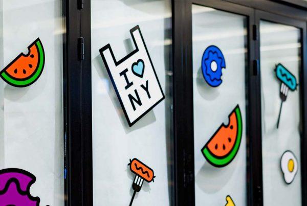 Stickers | Printing Brooklyn